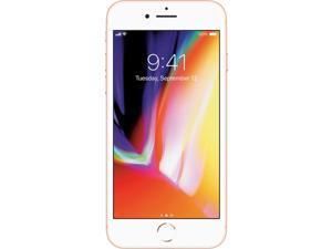 "Apple iPhone 8 4G LTE Unlocked GSM Phone w/ 12 MP Camera 4.7"" Gold 256GB 2GB RAM"