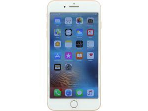"Apple iPhone 8 Plus 4G LTE Unlocked GSM Phone w/ Dual 12 MP Camera - (Used) 5.5"" Gold 256GB 3GB RAM"