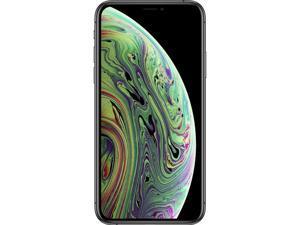 "Apple iPhone XS 4G LTE Fully Unlocked (Verizon + Sprint + GSM Unlocked) 5.8"" Space Gray 64GB 4GB RAM"