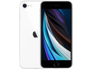 """Apple iPhone SE A2296 4G LTE Cell Phone 4.7"""" White 64GB 3GB RAM"""