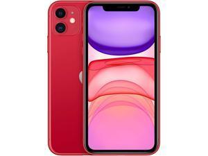 Apple iPhone 11 64GB Fully Unlocked (Verizon + Sprint + GSM Unlocked) - Red