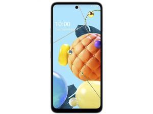 "LG K62 4G LTE Unlocked Cell Phone 6.6"" Sky Blue 128GB 4GB RAM, GSM Dual Sim"