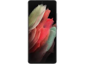 Samsung Galaxy S21 Ultra 5G 512GB 16GB RAM (Unlocked) Phantom Black