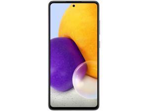 "Samsung Galaxy A72 4G LTE Unlocked Cell Phone Dual Sim (International Variant) 6.7"" Black 128GB"