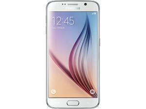 Samsung Galaxy S6 G920V White 32GB Verizon CDMA 4G LTE Octa-Core Android Phone w/ 16 MP Camera