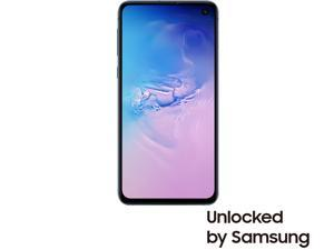 "Samsung Galaxy S10e 4G LTE Unlocked Cell Phone 5.8"" Infinity Display Prism Blue 128GB 6GB RAM"