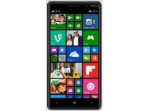 "Nokia Lumia 830 4G LTE Unlocked Cell phone 5"" Black 16 GB, 1 GB RAM"