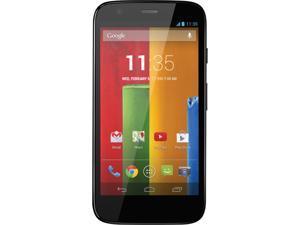 "Motorola Moto G XT1034 3G 16GB Unlocked U.S.GSM Cell Phone 4.5"" Black 16GB 1GB RAM"