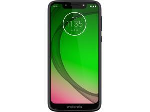 Moto G7 Play - Unlocked - 32 GB - Deep Indigo (US Warranty)