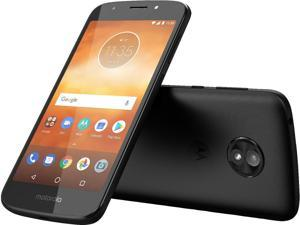 "Motorola Moto E5 Play PAA900004US 4G Unlocked Cell Phone 5.2"" Black 16GB 2GB RAM"