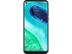 "Motorola Moto G Fast XT2045-3 4G LTE Unlocked Cell Phone 6.4"" Pearl White 32GB 3GB RAM"