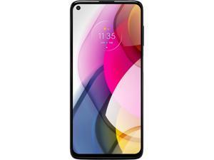"Motorola Moto G Stylus (2021) 4G LTE Unlocked Cell Phone 6.8"" Aurora Black 128GB 4GB RAM"