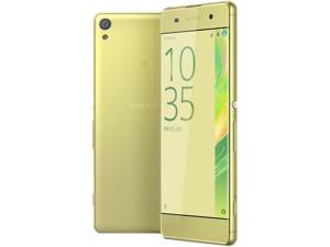 "Sony Xperia XA 5"" Unlocked Smartphone - 16GB - US Warranty (Lime Gold)"