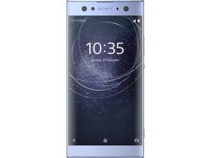 "Sony Xperia XA2 Ultra 6.0"" Unlocked Smartphone - 32GB - Blue US Warranty"