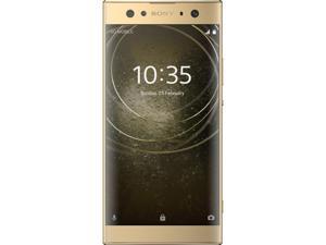 """Sony Xperia XA2 Ultra 6.0"""" Unlocked Smartphone - 32GB - Gold US Warranty"""