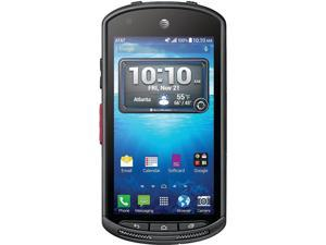 "Kyocera DuraForce E6560 4G LTE 16GB Unlocked GSM Military Grade Phone 4.5"" Black 16GB 2GB RAM"