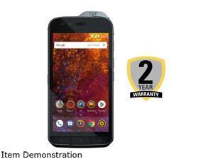 "CAT S61 4G LTE Unlocked Cell Phone 5.2"" Black 64GB 4GB RAM"