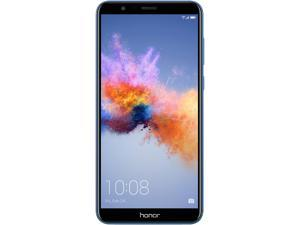 "Honor 7X Unlocked Smartphone with Dual Camera (5.93"" Blue, 32GB Storage 3GB RAM) US Warranty"