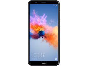 "Honor 7X Unlocked Smartphone with Dual Camera (5.93"" Black, 32GB Storage 3GB RAM) US Warranty"