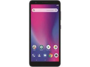 "ZTE Blade A3 2020 4G LTE Unlocked Cell Phone 5.45"" 32GB 1GB RAM - Grey, GSM Dual Sim"