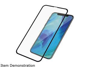 PanzerGlass Black iPhone X / Xs Screen Protector, Curved Edges 2623
