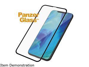 PanzerGlass Black Apple iPhone Xs Max Screen Protector, Case Friendly 2643