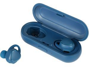 Samsung Gear IconX SM-R150 True Wireless Fitness Tracker Earbuds Standalone Music Player Earphones (Blue) - International Version