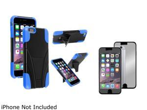 4998266b759 1X T-Stand Cover Case compatible with Apple iPhone 6 Plus 5.5, Black/