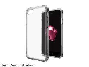 Spigen Crystal Shell Dark Crystal Case for iPhone 7 042CS20307