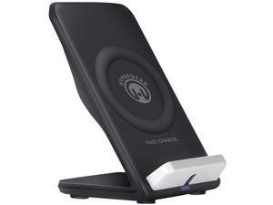 HyperGear 14451 Black Wireless Fast Charging Stand
