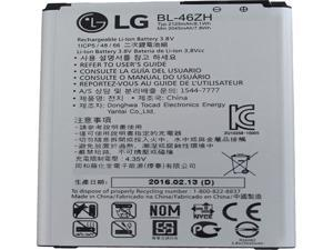 LG 2045 mAh Replacement Battery for K7 / MS660 / LS675 BL-46ZH