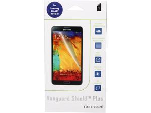 Fuji Labs Vanguard Shield PLUS - Advanced Transparent Screen Protector (5H hardness) designed for Samsung Note III PAFJ-VS4HSGN3-JT