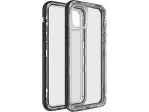 Lifeproof Next Case for iPhone 11 Pro Max, Black/Crystal