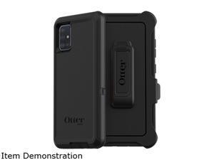 OtterBox Galaxy A51 Defender Series Case, Black
