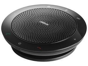 Jabra Speak 510 for PC Portable Speaker for Music and Calls Black