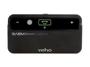 Veho VBC-001-BLK Black SAEM Bluetooth Car Kit