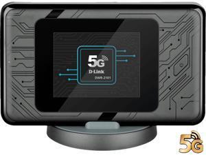 D-Link 5G Wi-Fi 6 Mobile Hotspot DWR-2101