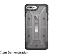 UAG iPhone 8 Plus / iPhone 7 Plus / iPhone 6s Plus [5.5-inch screen] Plasma Feather-Light Rugged [Ash]  Case