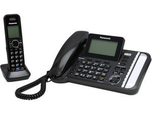 Panasonic  KX-TG9581  2-line Operation  Corded PhoneIntegrated Answering Machine