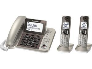 Panasonic KX-TGF352N Corded/Cordless System with 2 Cordless Handsets