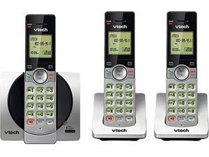 Vtech CS6919-3 DECT 6.0 3X Handsets Cordless DECT 6.0 Phone with 3 Handsets