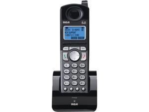 Motorola DECT 6.0 Accessory Handset for 2-line Business Phone, Black ML25055