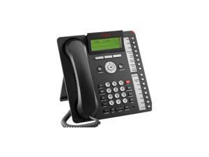 Avaya-IMSourcing 1416 Standard Phone - Black