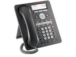 Avaya-IMSourcing 1408 Standard Phone - Black