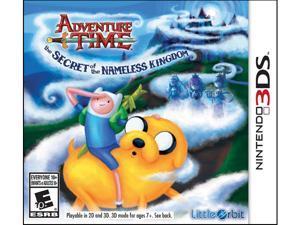 Adventure Time: The Secret of the Nameless Kingdom Nintendo 3DS