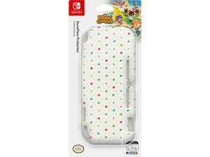 HORI 873124008777 DuraFlexi Protector (Animal Crossing: New Horizons) for Nintendo Switch Lite