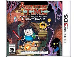 Adventure Time: Explore the Dungeon Because I DON'T KNOW! Nintendo 3DS