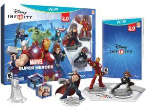 Disney INFINITY: Marvel Super Heroes (2.0 Edition) Nintendo Wii U