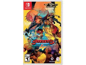 Streets of Rage 4 (RECD) - Nintendo Switch