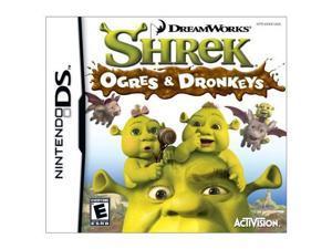 Shrek the 3rd: Orgres & Donkeys Nintendo DS Game